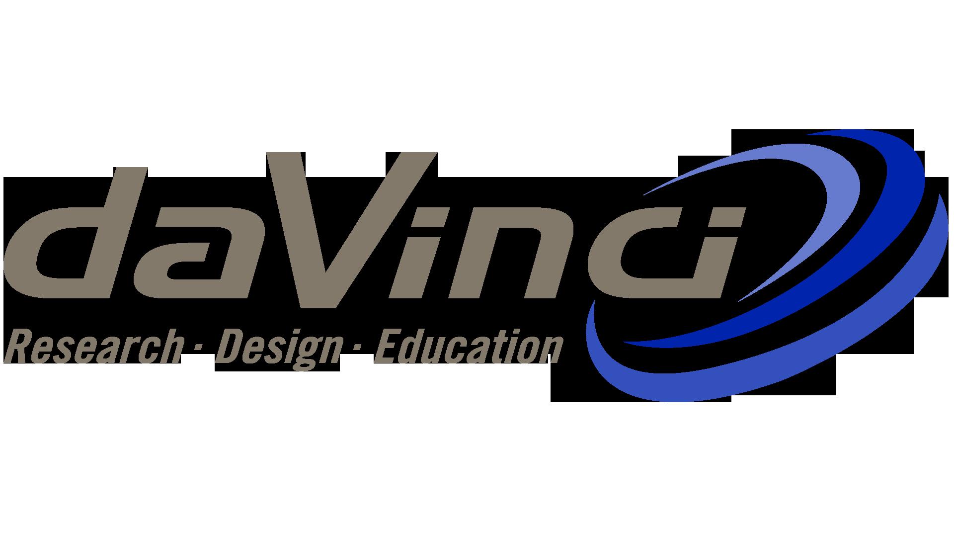 DaVinci PNG Logo